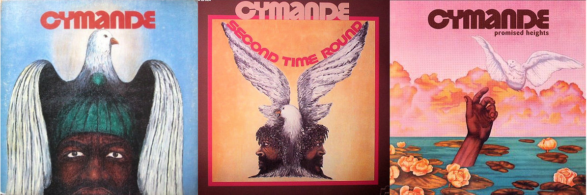 cymande discography