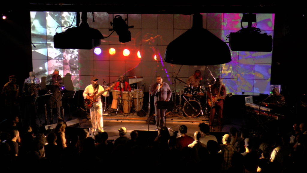 Cymande at Sesc Pompeia, Sao Paulo